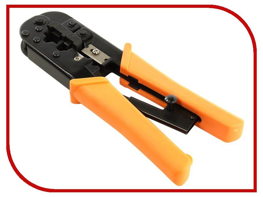Клещи обжимные 5bites LY-T568R для 8P+6P с фиксатором аксессуар клещи обжимные nws 143 62 190