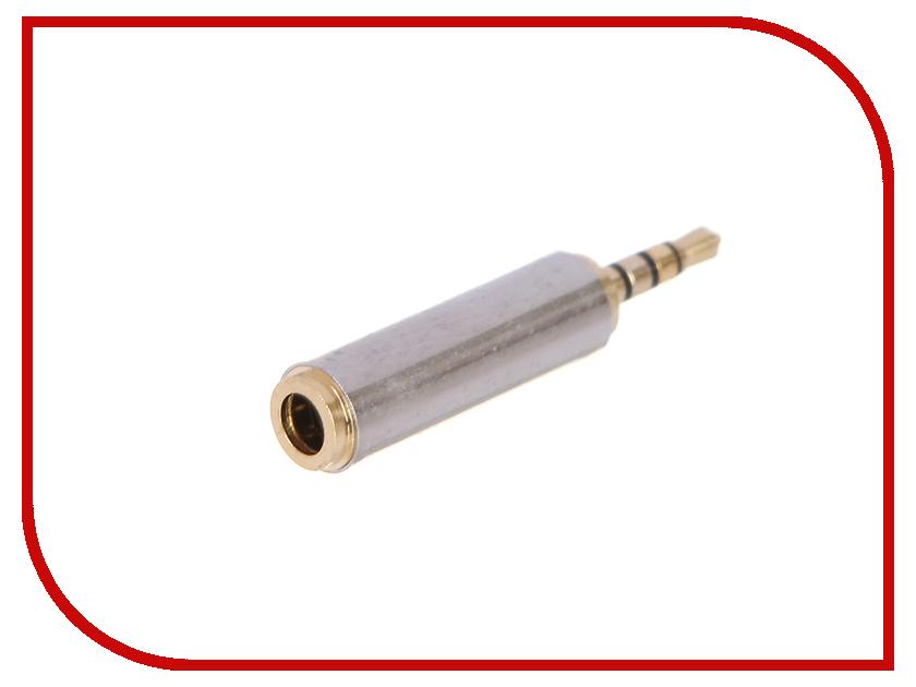 Аксессуар Greenconnect Mini Jack 2.5mm-3.5mm GC-AVA02