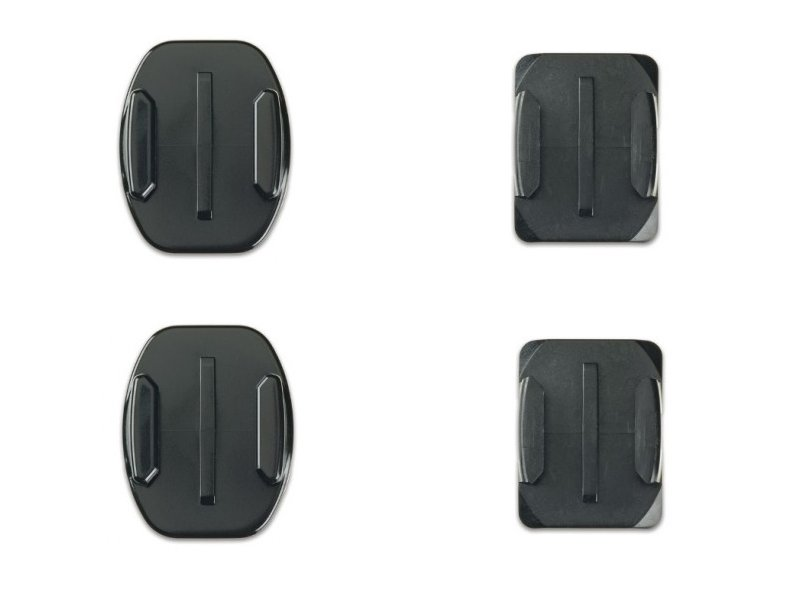 Аксессуар Lumiix GP10 Flat + Curved Adhesive Mounts for GoPro Hero 3+/3/2/1