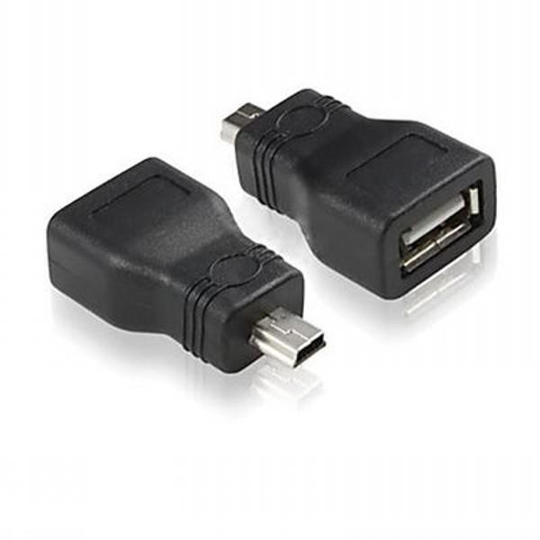 Аксессуар 5bites USB 2.0 AF to mini 5pin UA-AF-MIN5