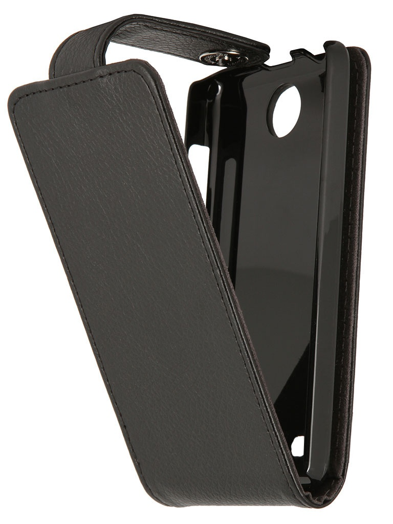 Аксессуар Чехол Fly IQ449 Pronto iBox Classic Black