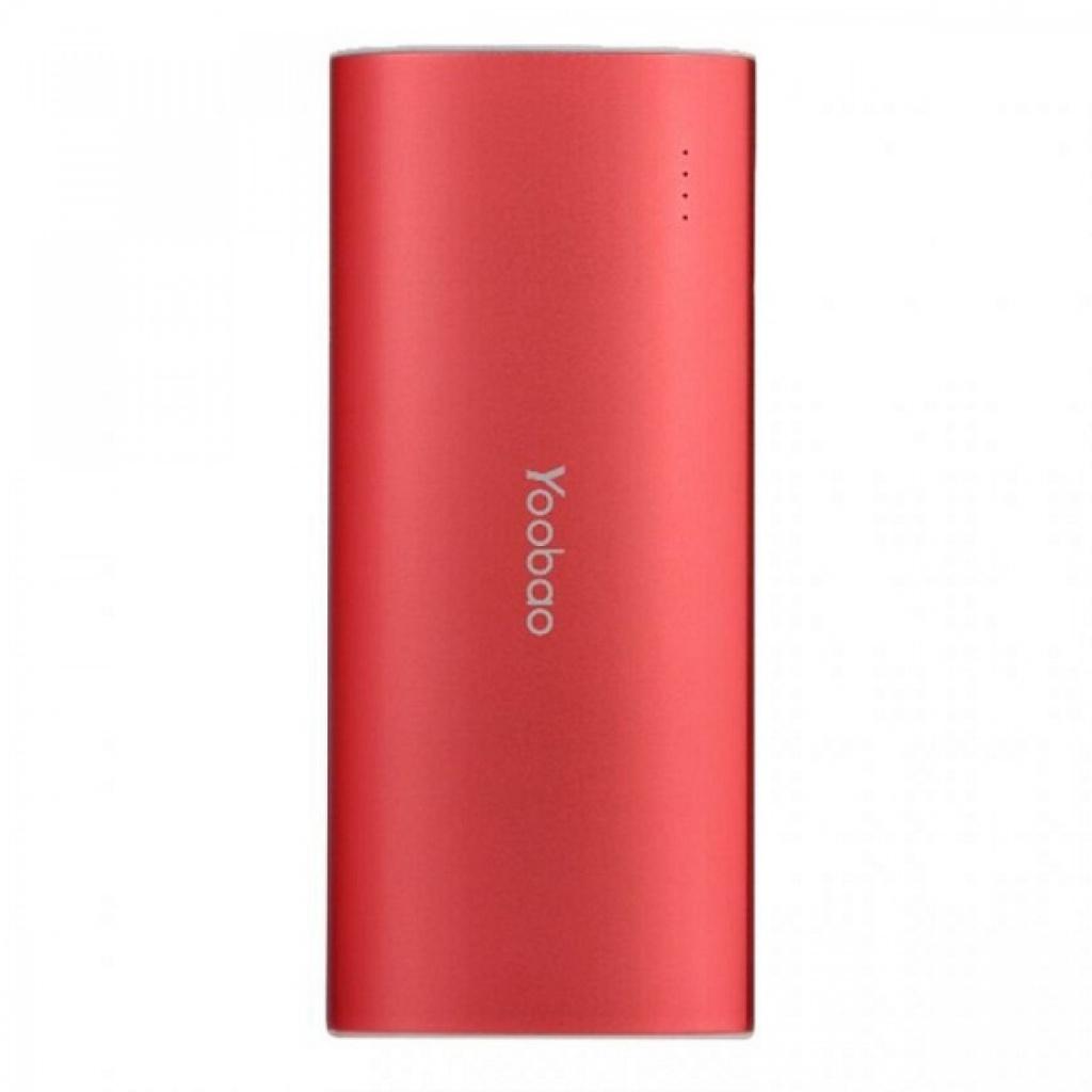 Аккумулятор Yoobao 13000 mAh YB-6016 Red