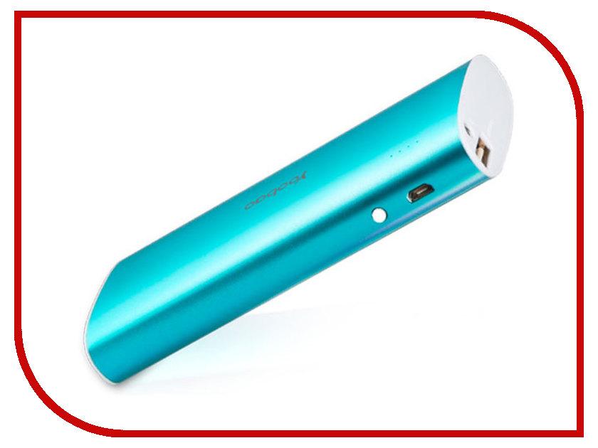 Аккумулятор Yoobao 13000 mAh YB-6016 Blue<br>