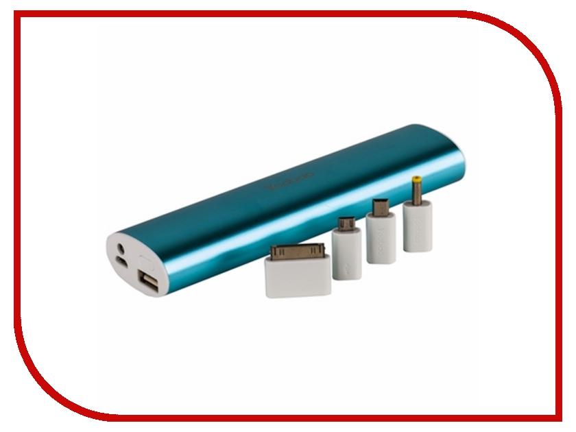 Аккумулятор Yoobao 10400 mAh YB-6014 Blue<br>