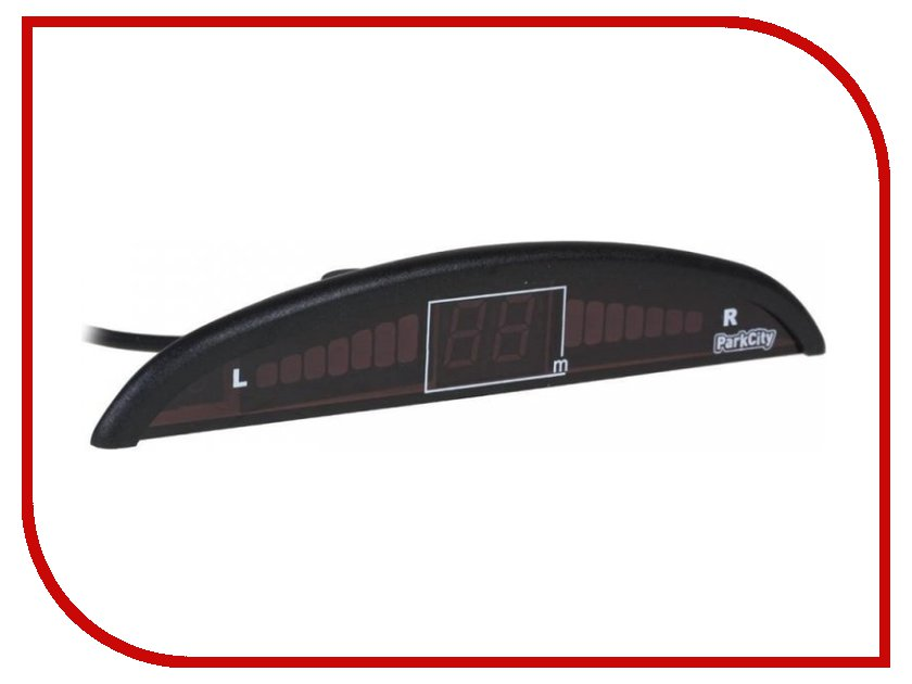 Парктроник ParkCity Mars 418/404W Black от Pleer