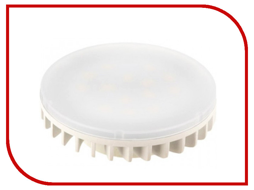 Лампочка Camelion GX53 5W 220V 4500K 400 Lm LED5-GX53/845/GX53<br>