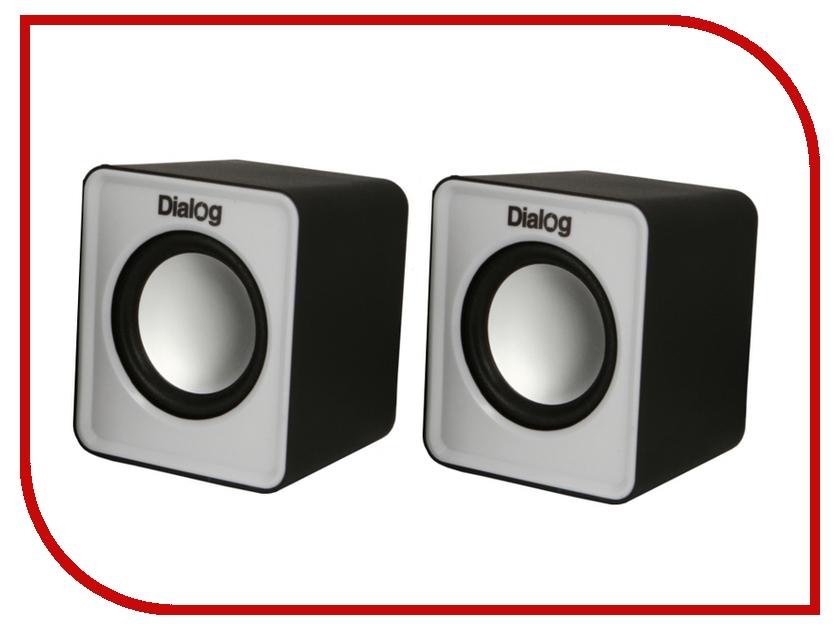 ������� Dialog Colibri AC-02UP Black-White