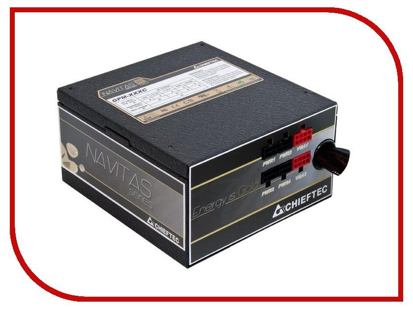 Блок питания Chieftec GPM-850C 850W цена