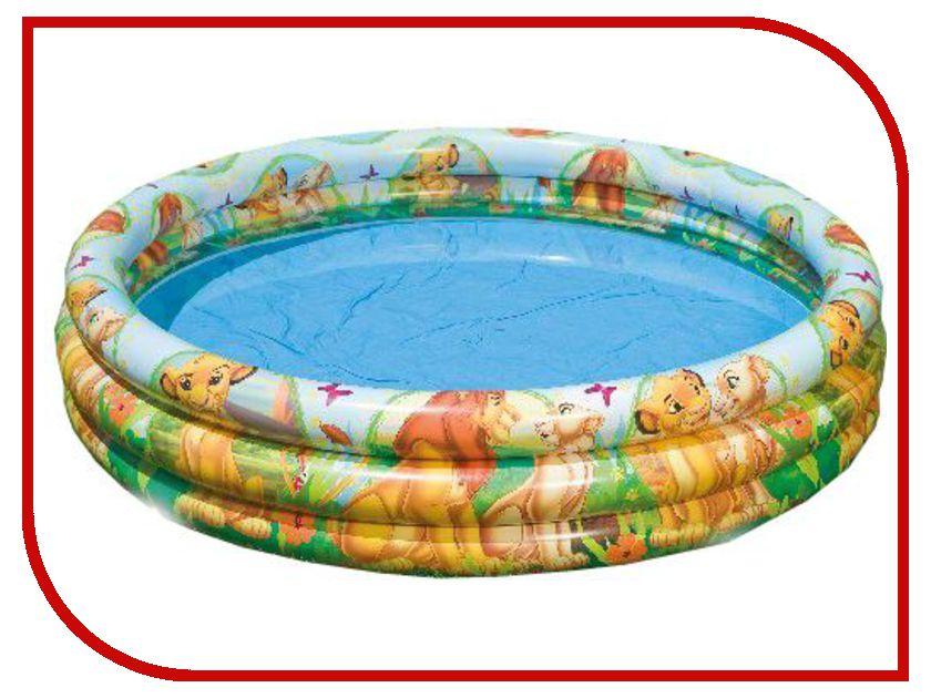 Детский бассейн Intex Король Лев 58420