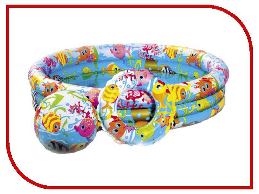 Детский бассейн Intex Подводный мир 59469