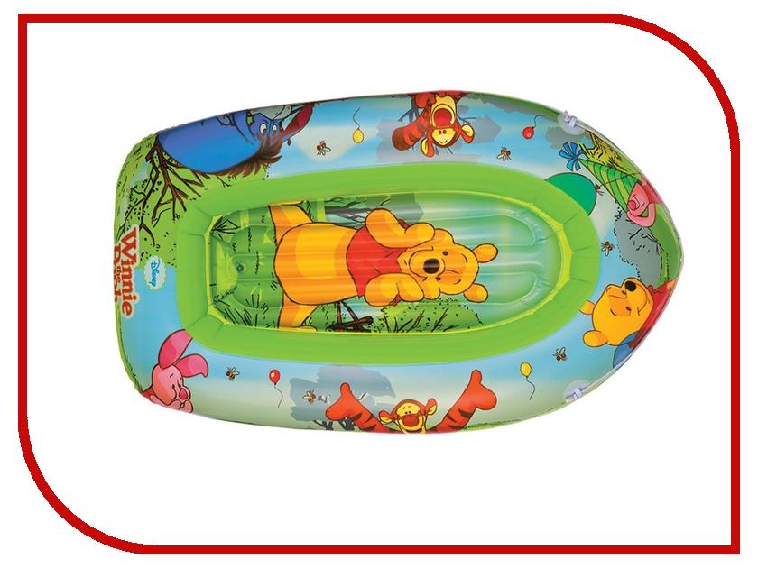 Надувная игрушка Intex Лодка Винни Пух 58394