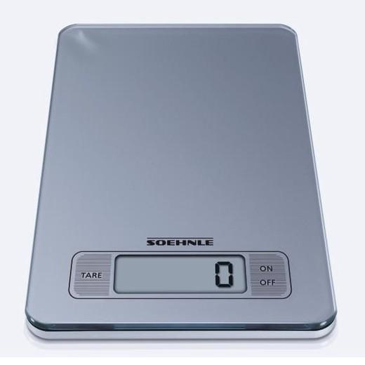 Весы Soehnle Slim Design Silver 66107