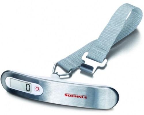 Весы Soehnle Travel 66172 весы soehnle page comfort 300 slim silver 61504