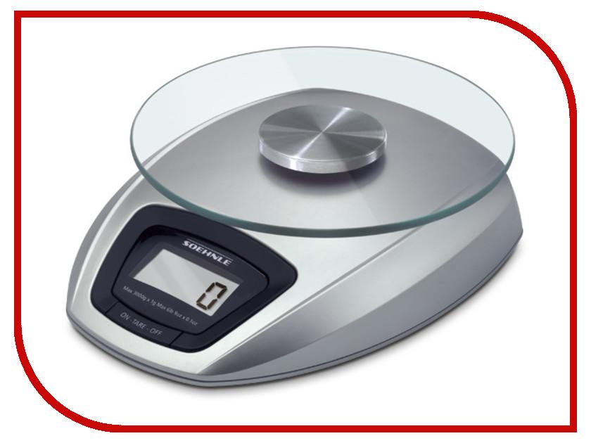 Весы Soehnle 65840 Siena Silver