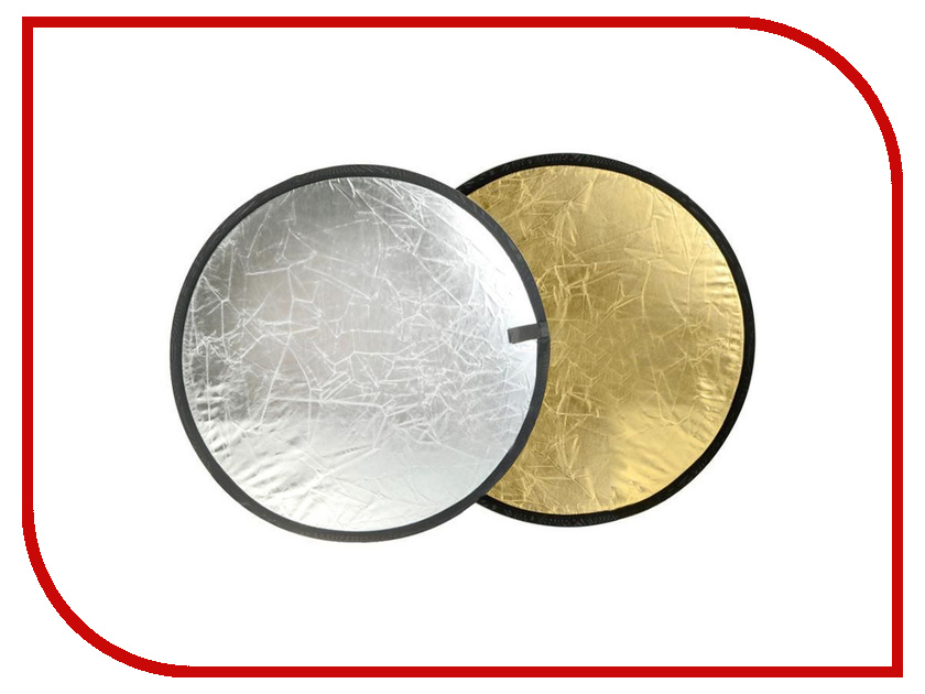 Светоотражатель Fujimi 30cm FJ-701 Silver/Gold