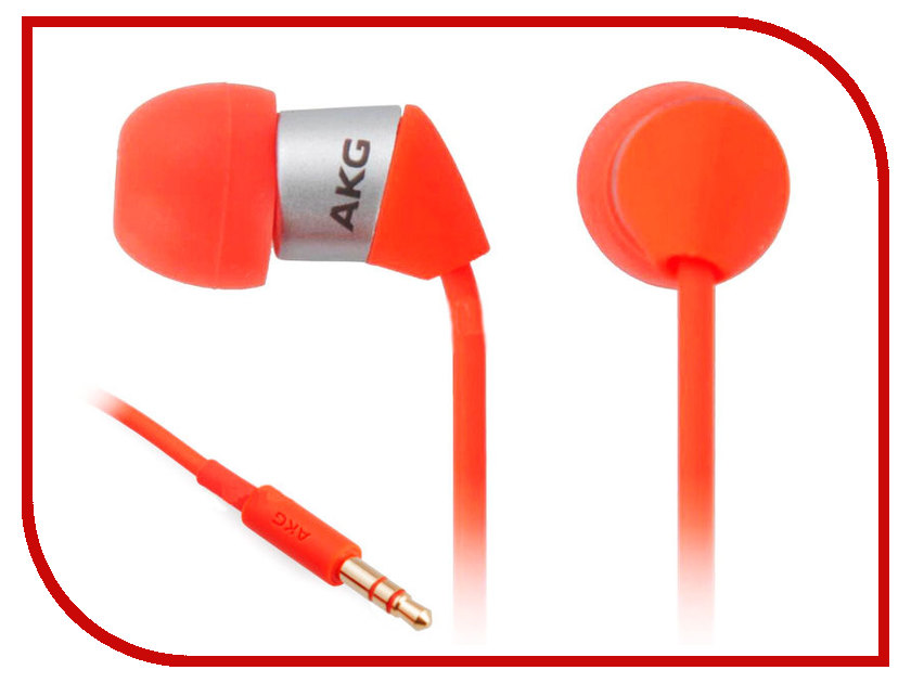 Наушники AKG K 323XS Red