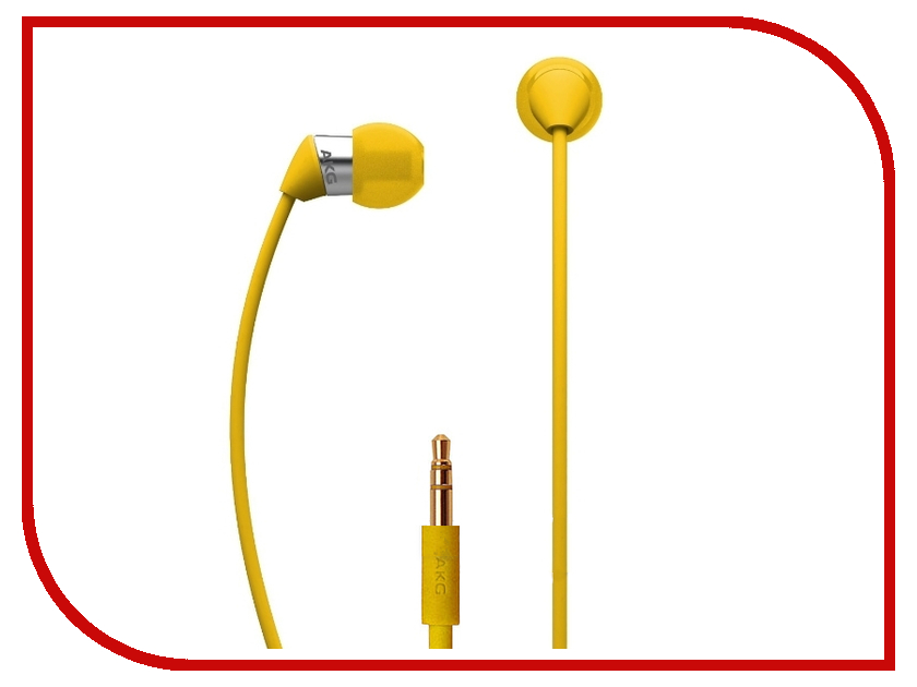 Наушники AKG K 323XS Yellow<br>