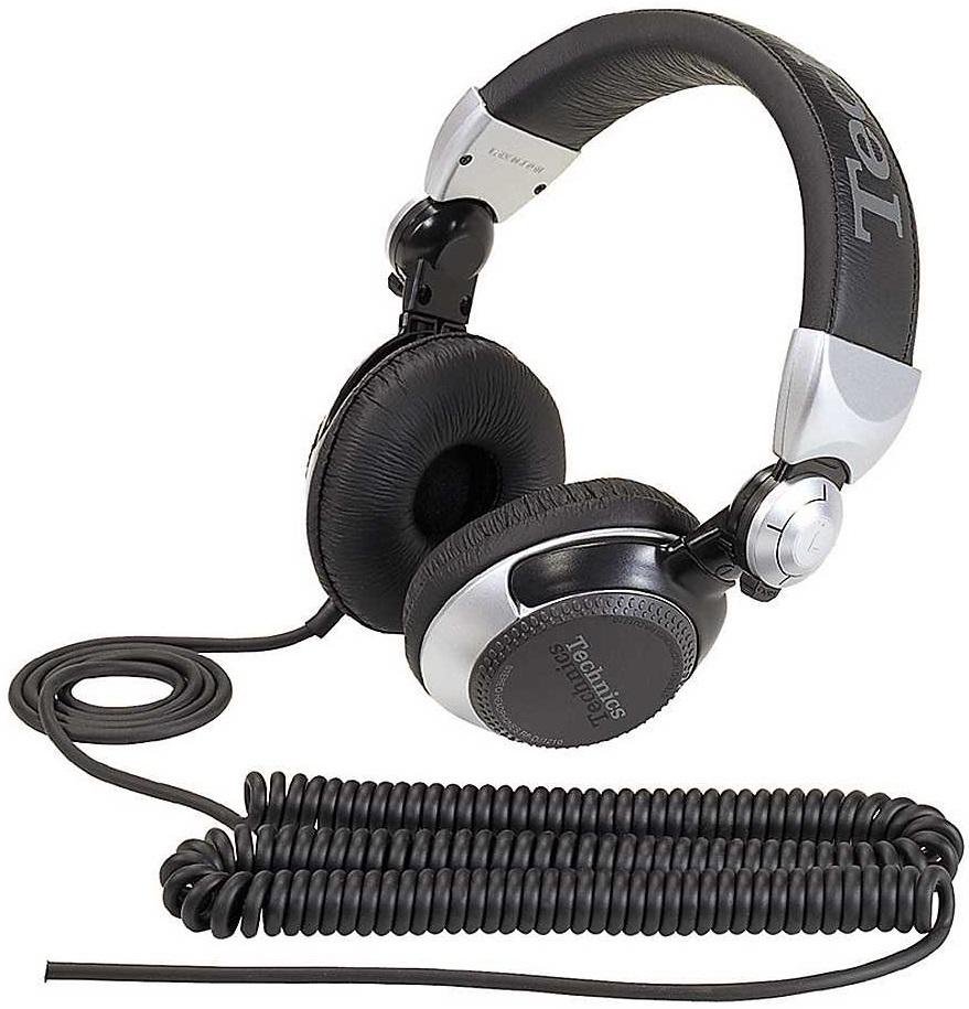 Technics RP-DJ1215 E-S наушники technics rp dh1250e s