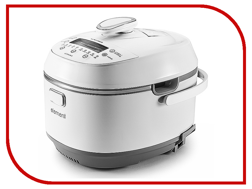 Мультиварка Element El-chef FWA02PW White