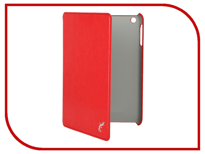Аксессуар Чехол iPad mini / mini 2 / mini 3 G-case Slim Premium Red GG-242