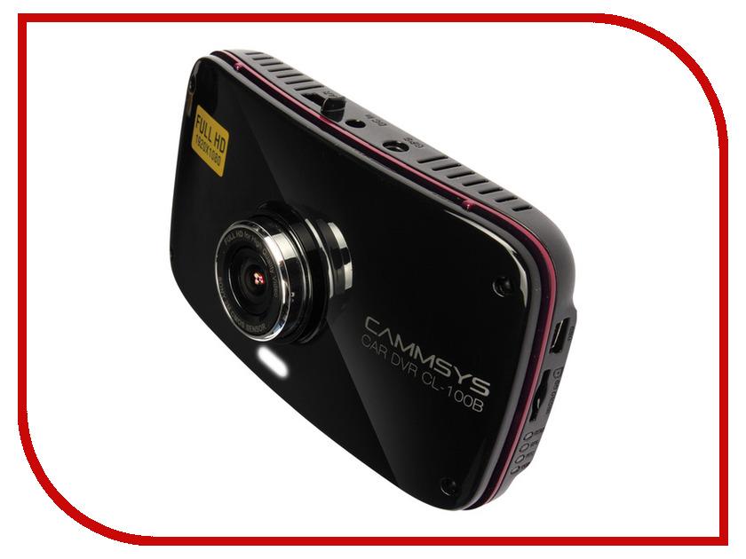 Видеорегистратор BlackSys CL-100B 2CH GPS<br>
