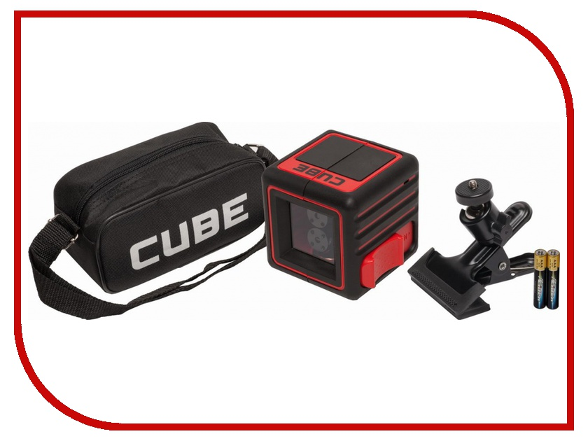 Нивелир ADA Cube Home Edition нивелир ada cube 2 360 home edition a00448