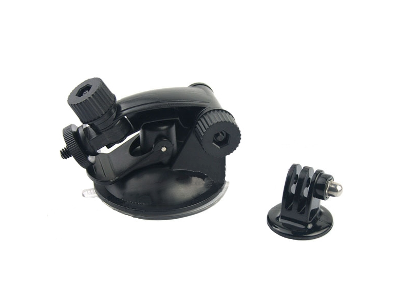 Аксессуар Крепление-присоска Lumiix GP61 Suction Cup Mount (схожий с AUCMT-302) для GoPro Hero 3+/3/2/1 for gopro accessories strong stable bicycle motorcycle holder handlebar mount for gopro hero5 hero4 session hero 5 4 3 3 2 1