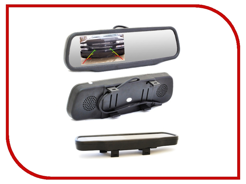 Монитор в авто AVIS AVS0401BM цена 2017