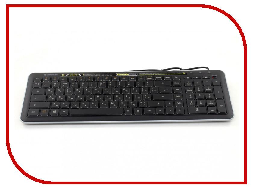 Клавиатура Defender Nova SM-680L Black 45680<br>