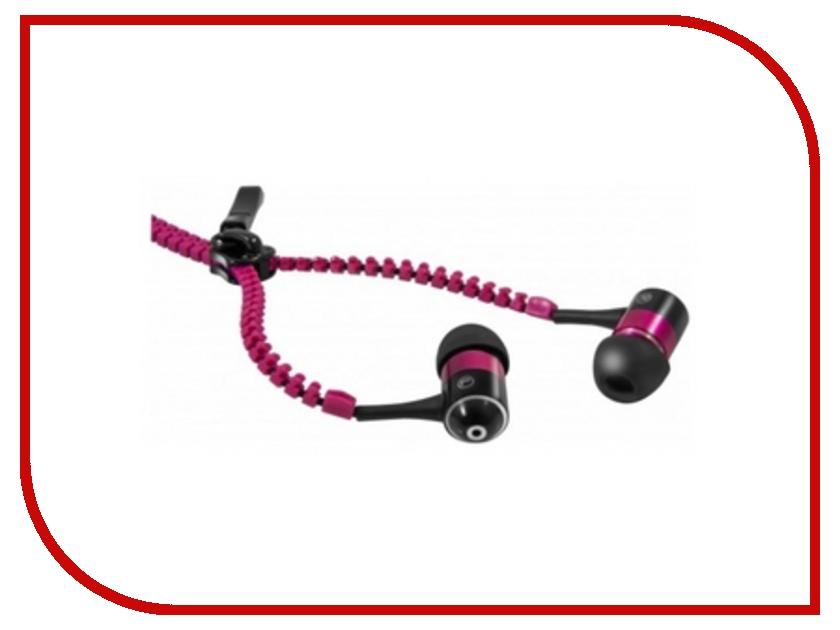 Гарнитура Defender ZigZag Pink 63803