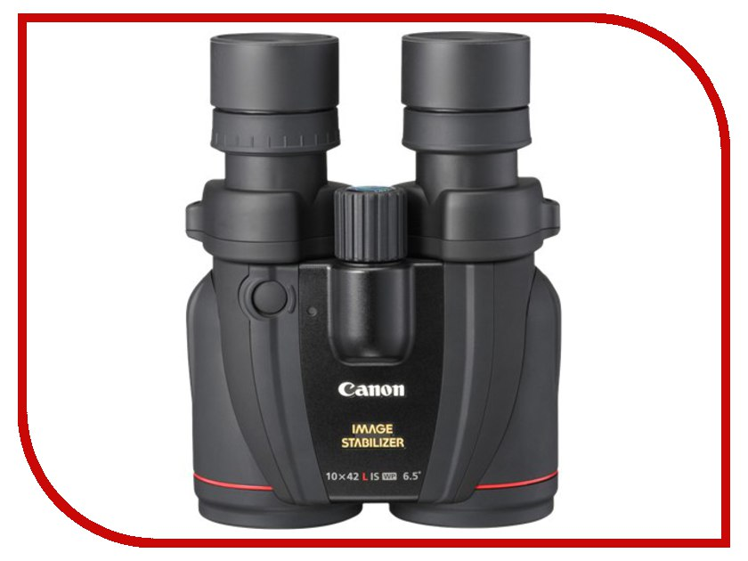 Бинокль Canon 10x42 L IS WP<br>