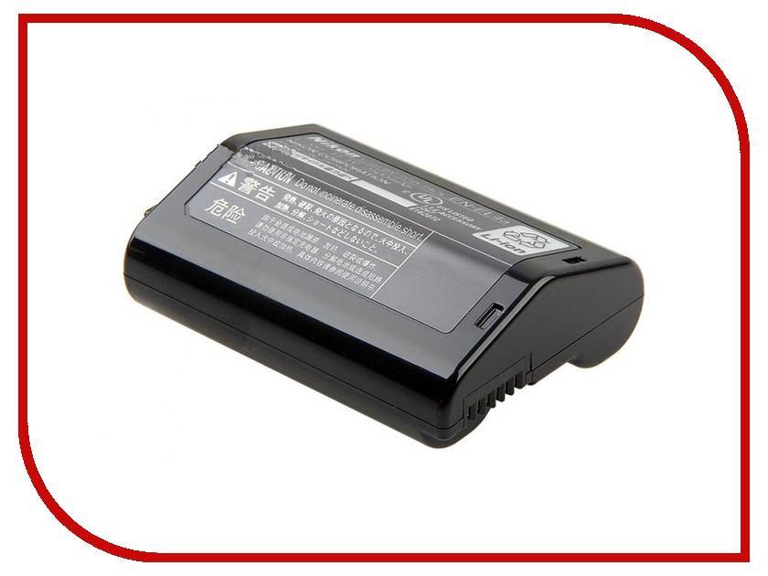 Аккумулятор Nikon EN-EL4A - оригинальный! майке mk d750 аккумулятор ручка пакета замены мб д16 как en el15 аккумулятор для nikon d750 камеры dslr