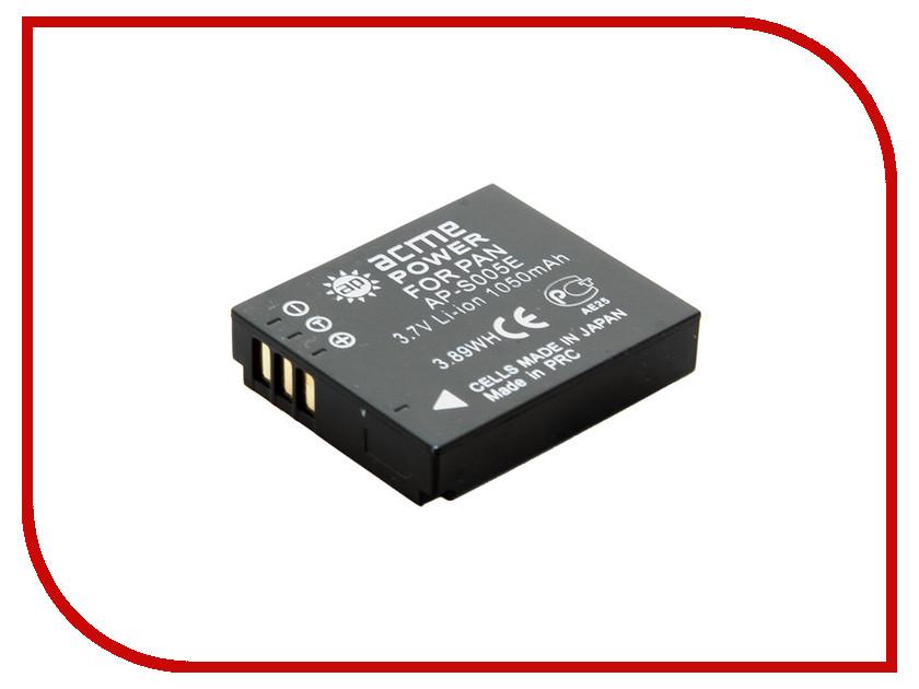Аккумулятор AcmePower AP S005E аккумулятор