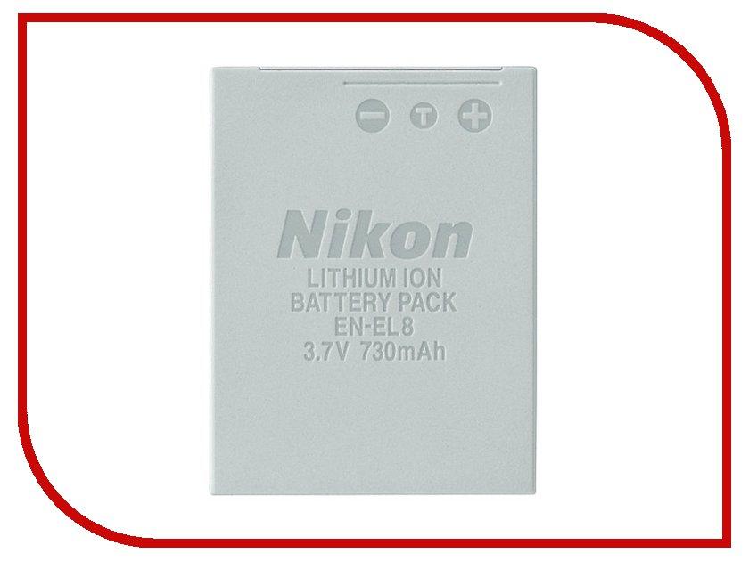 Аккумулятор Nikon EN-EL8<br>