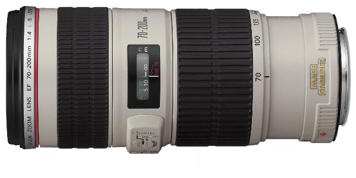 Объектив Canon EF 70-200mm f/4L IS USM<br>