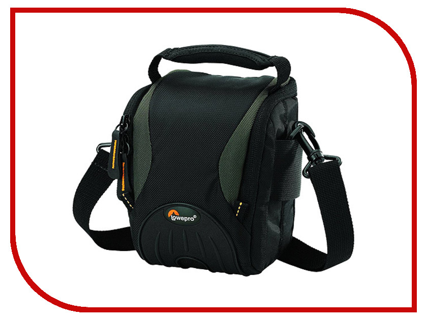 LowePro Apex 100 AW Black зажимы apex conversion kit black