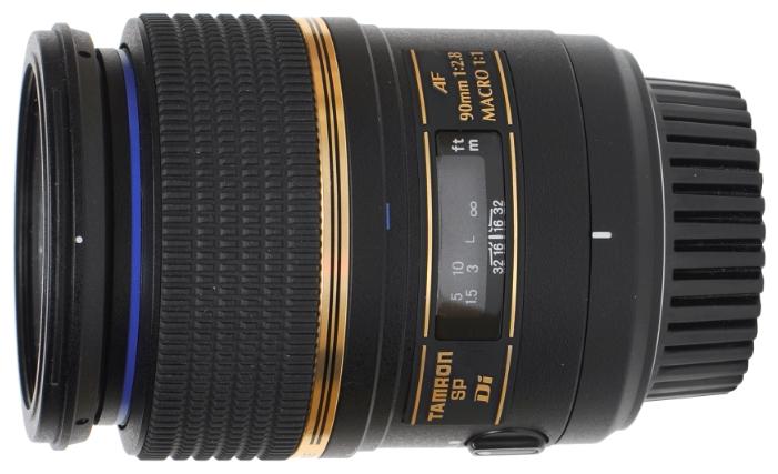 Объектив Tamron SP AF 90mm f/2.8 Di Macro 1:1 (272E) Canon EF цена и фото