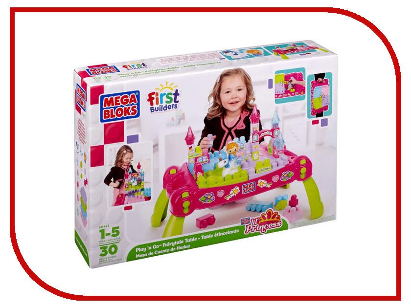 Игрушка Mega Bloks Набор Принцессы. Волшебный столик с деталями 80443 / CXP12<br>