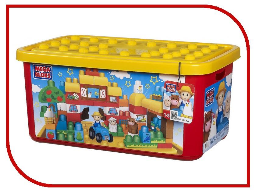 Игрушка Mega Bloks First Builders Ферма 06639 (6626) / DCL34<br>