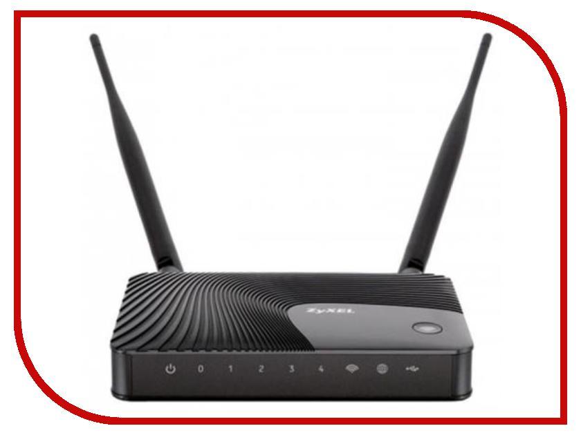 Wi-Fi роутер ZyXEL Keenetic Viva<br>