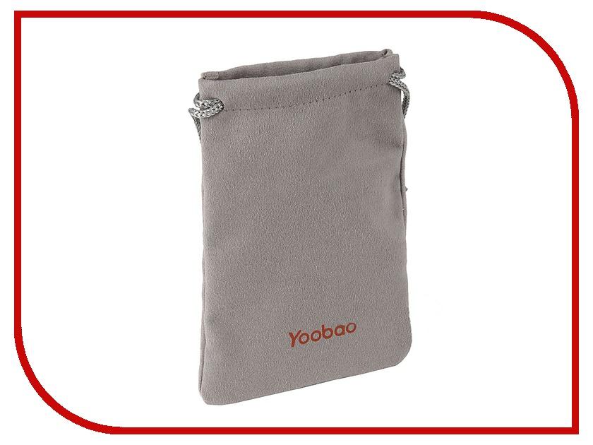 Чехол Yoobao Grey yoobao 6200 mah yb 6012 pro red