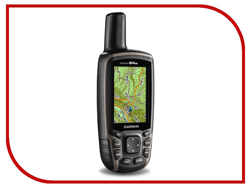 GPS-туристический Garmin GPSMAP 64ST 010-01199-23<br>