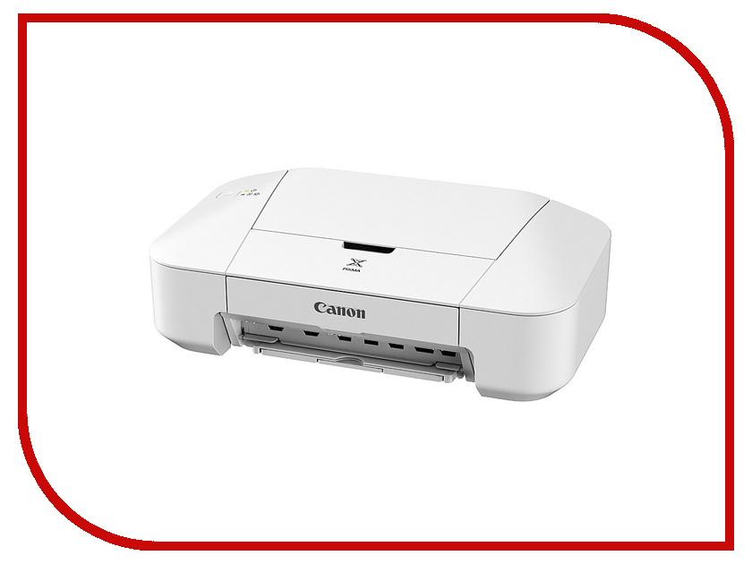 Принтер Canon PIXMA iP2840 принтеры canon принтер canon pixma g1400 струйный цвет черный