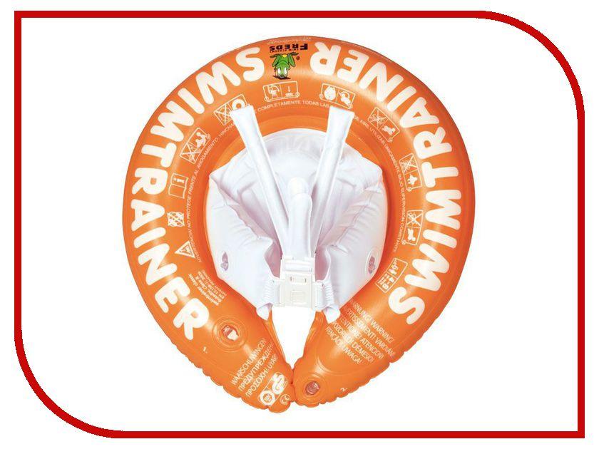 Надувной круг Swimtrainer Classic от 2-х до 6-х лет Orange