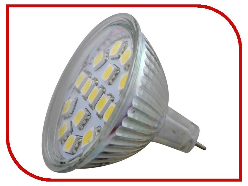 Лампочка Selecta JCDR LED 7W GU5.3 220-240V 4000K 620753<br>