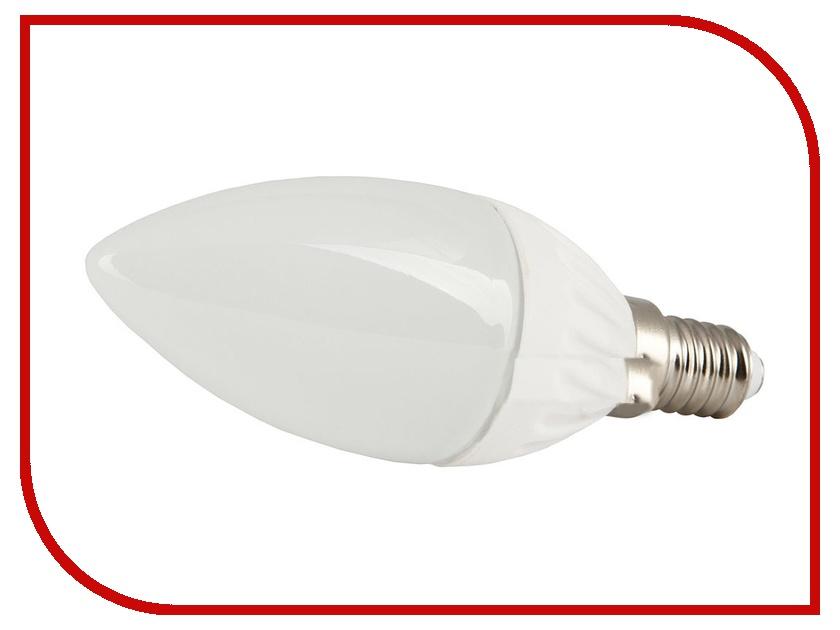 Лампочка Selecta Ceramic LED C35 E14 5W 4000K 650541<br>
