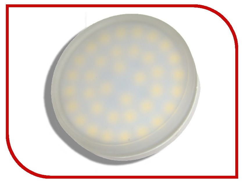 Лампочка Selecta LED GX53 7W 4000K 340745<br>