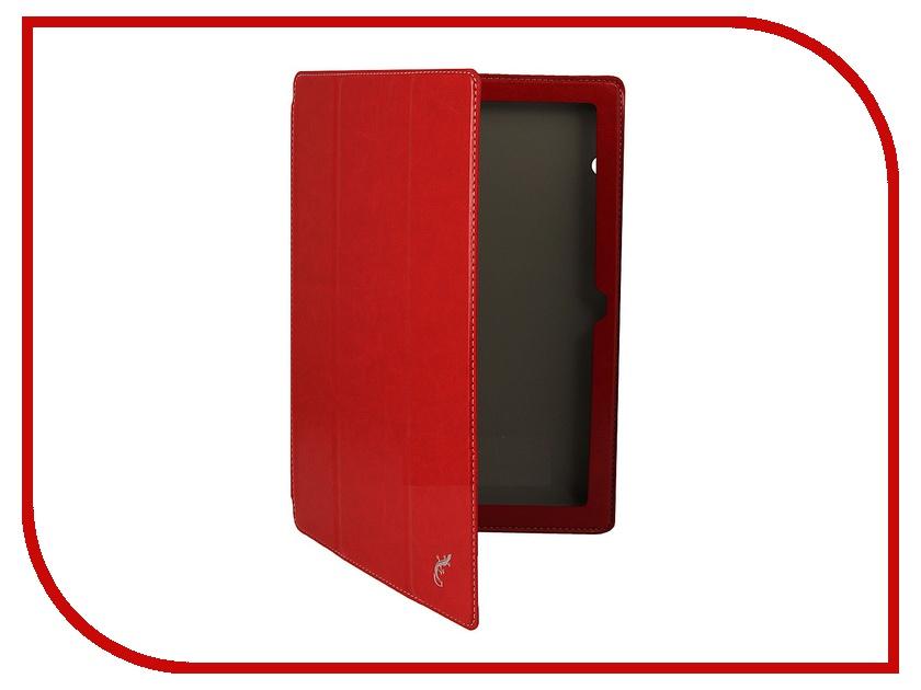 Аксессуар Чехол Lenovo IdeaTab S6000 G-Case Executive Red