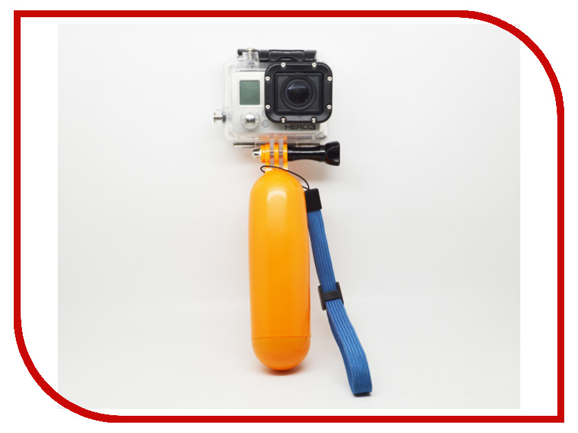 Аксессуар Lumiix GP81 Floaty Bobber for GoPro Hero 3+/3/2/1 ручка-поплавок<br>