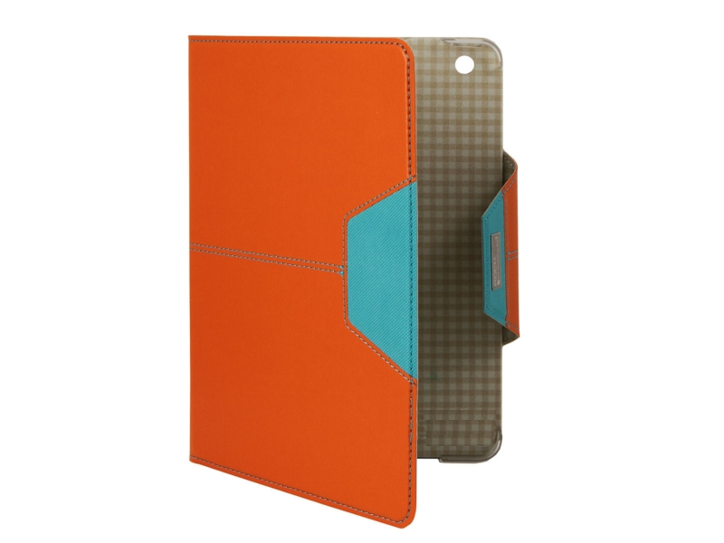 Аксессуар Чехол ROCK Excel Side Flip for iPad mini Retina Orange 59522<br>